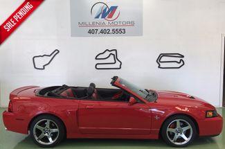 2003 Ford Mustang SVT Cobra Longwood, FL
