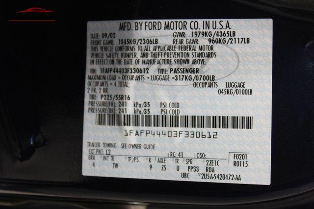 2003 Ford Mustang Premium Merrillville, Indiana 47