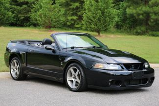 2003 Ford Mustang SVT Cobra Convertible. Mooresville, North Carolina