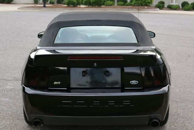 2003 Ford Mustang SVT Cobra Convertible. Mooresville, North Carolina 51