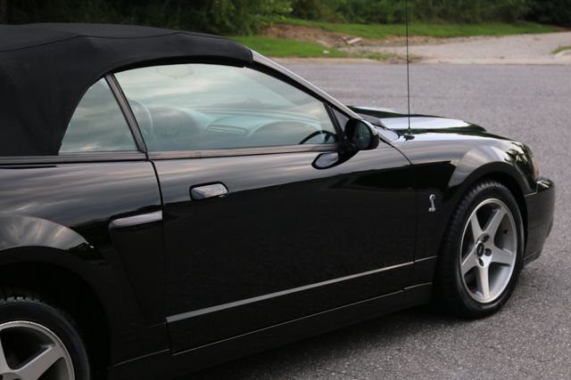 2003 Ford Mustang SVT Cobra Convertible. Mooresville, North Carolina 54