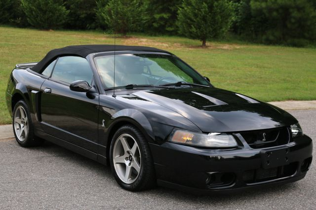 2003 Ford Mustang SVT Cobra Convertible. Mooresville, North Carolina 56