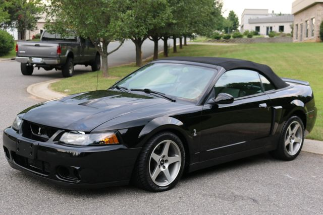 2003 Ford Mustang SVT Cobra Convertible. Mooresville, North Carolina 47