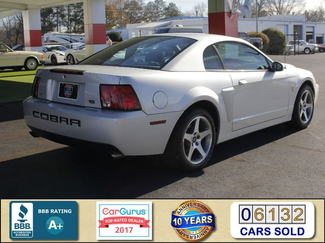 2003 Ford Mustang SVT Cobra - ONLY 18K MILES - ONE OWNER! Mooresville , NC 2