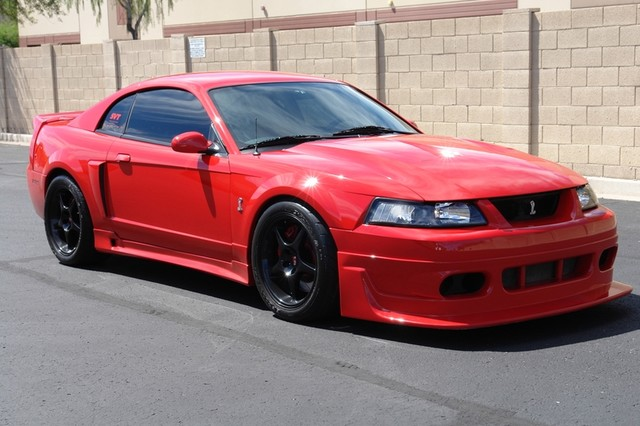 Colonial Ford Danbury Ct >> 2003 Ford Mustang SVT Cobra Coupe 2-Door | eBay