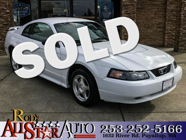 2003 Ford Mustang V6 The CARFAX Buy Back Guarantee that comes with this vehicle means that you can