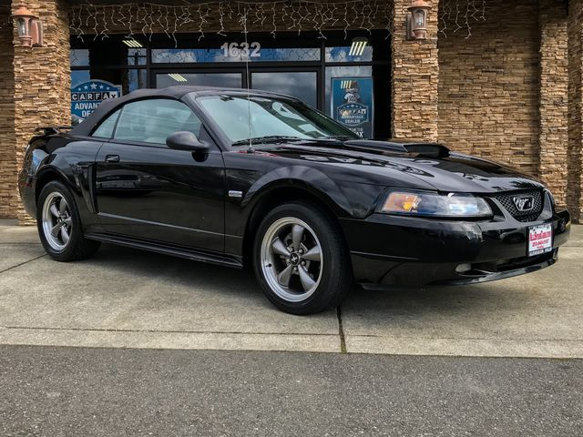 2003 Ford Mustang GT The CARFAX Buy Back Guarantee that comes with this vehicle means that you can