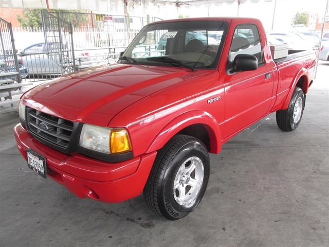 2003 Ford Ranger Edge This particular Vehicles true mileage is unknown TMU Please call or e-ma