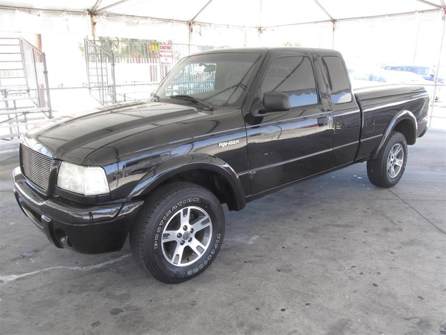 2003 Ford Ranger XLT Appearance This particular Vehicles true mileage is unknown TMU Please ca