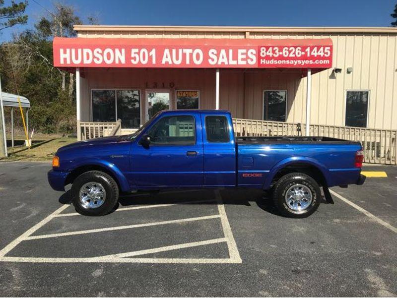 2003 Ford Ranger Edge | Myrtle Beach, South Carolina | Hudson Auto Sales in Myrtle Beach South Carolina