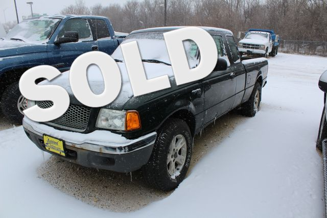 2003 Ford Ranger XLT Roscoe, Illinois 0