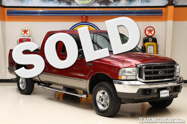 2003 Ford Super Duty F-250 Lariat This 2003 Ford Super Duty F-250 Lariat is in great shape with on