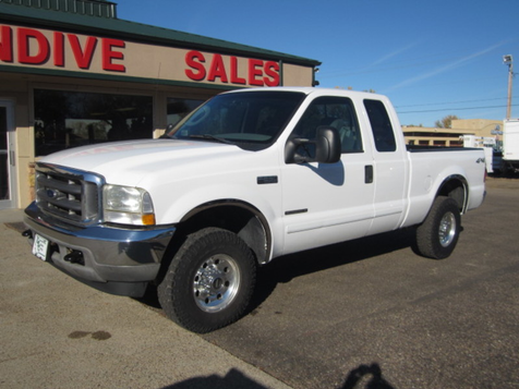 2003 Ford Super Duty F-250 XLT in Glendive, MT