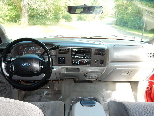 2003 Ford Super Duty F-250 XLT 4X4 Leesburg, Virginia 16