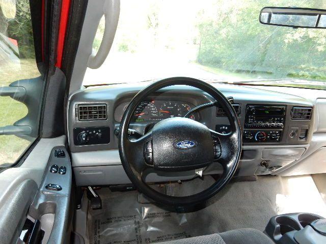 2003 Ford Super Duty F-250 XLT 4X4 Leesburg, Virginia 17