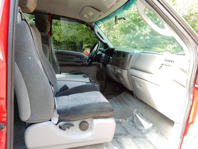 2003 Ford Super Duty F-250 XLT 4X4 Leesburg, Virginia 10