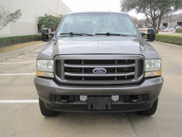 2003 Ford  F-250 Crew Cab 7.3 Turbo Diesel FX4, 1 Owner, Lo Miles Plano, Texas 2