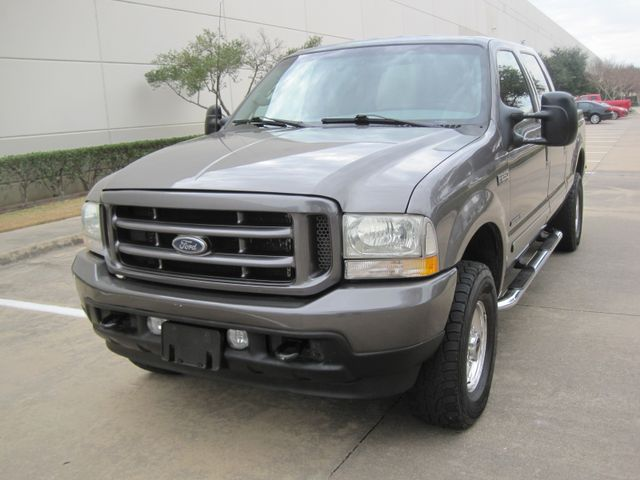 2003 Ford  F-250 Crew Cab 7.3 Turbo Diesel FX4, 1 Owner, Lo Miles Plano, Texas 3