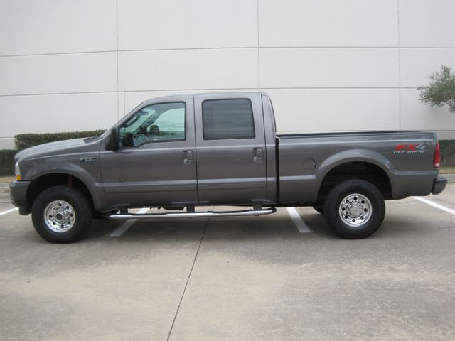2003 Ford  F-250 Crew Cab 7.3 Turbo Diesel FX4, 1 Owner, Lo Miles Plano, Texas 5