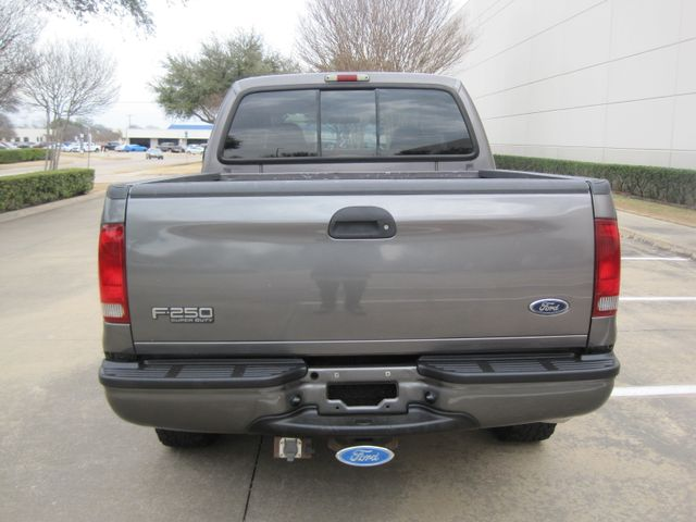 2003 Ford  F-250 Crew Cab 7.3 Turbo Diesel FX4, 1 Owner, Lo Miles Plano, Texas 9