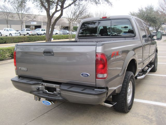 2003 Ford  F-250 Crew Cab 7.3 Turbo Diesel FX4, 1 Owner, Lo Miles Plano, Texas 10
