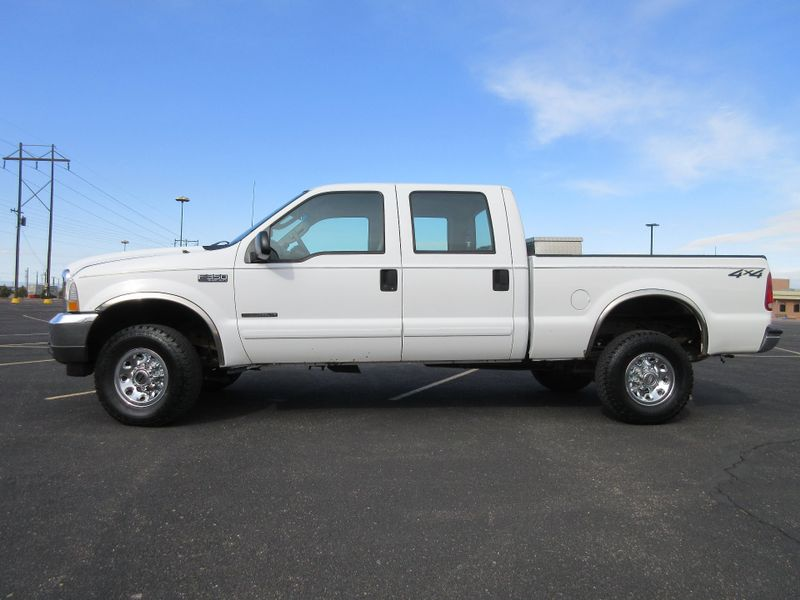 2003 Ford Super Duty F-350 SRW XLT 4X4 73L  Fultons Used Cars Inc  in , Colorado