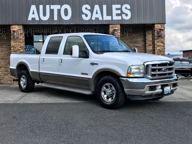 2003 Ford Super Duty F-350 Diesel King Ranch The CARFAX Buy Back Guarantee that comes with this ve