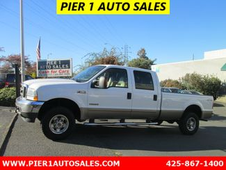 2003 Ford Super Duty F-350 SRW Lariat Seattle, Washington