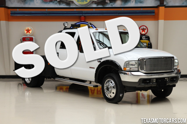2003 Ford Super Duty F-450 BULLET PROOFED This Carfax 1-Owner F-450 is in great shape with only 99