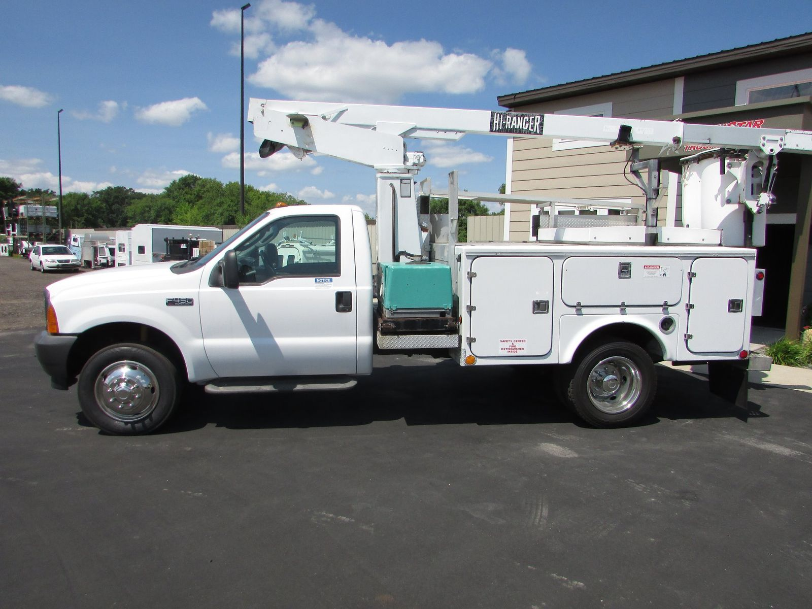 2003 ford f 450 service utility truck city mn northstar truck sales in st cloud