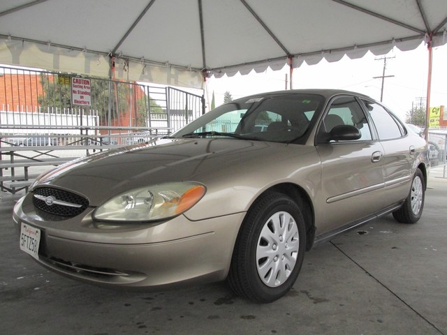2003 Ford Taurus LX Standard Please call or e-mail to check availability All of our vehicles are