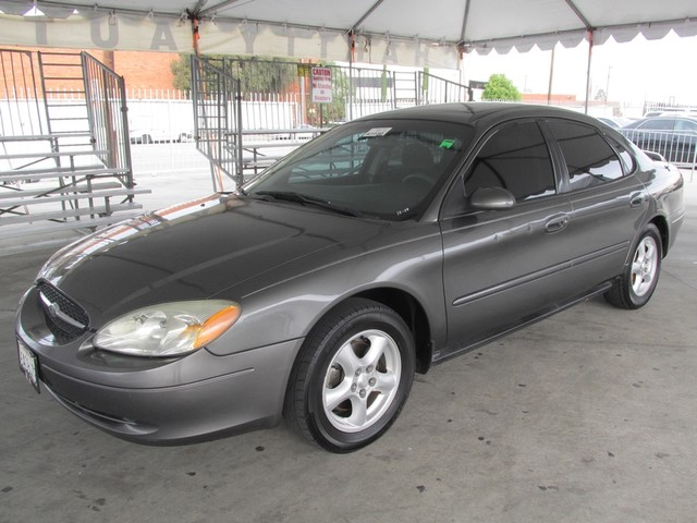 2003 Ford Taurus SE Standard Please call or e-mail to check availability All of our vehicles are