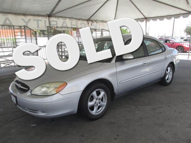 2003 Ford Taurus SES Standard Please call or e-mail to check availability All of our vehicles a