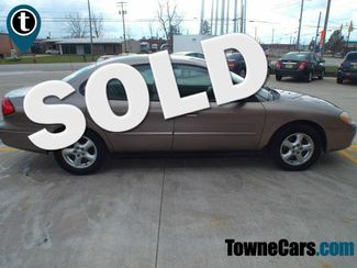 2003 Ford TAURUS SES   Medina, OH   Towne Auto Sales in Ohio OH