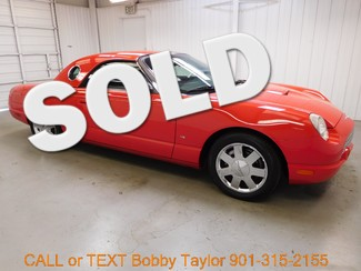 2003 Ford Thunderbird Deluxe in Memphis Tennessee