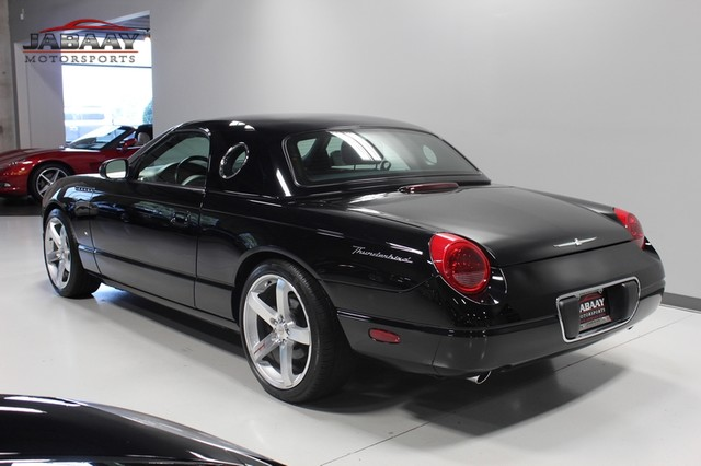 2003 Ford Thunderbird Premium Merrillville, Indiana 26