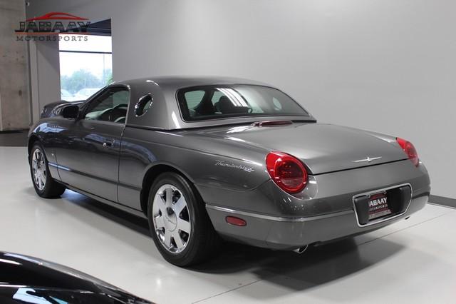 2003 Ford Thunderbird Premium Merrillville, Indiana 24