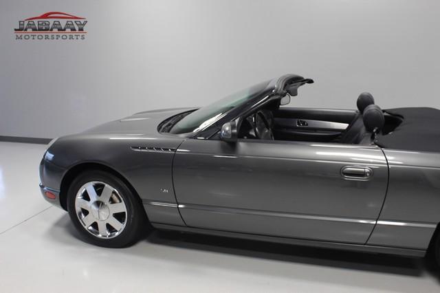 2003 Ford Thunderbird Premium Merrillville, Indiana 33