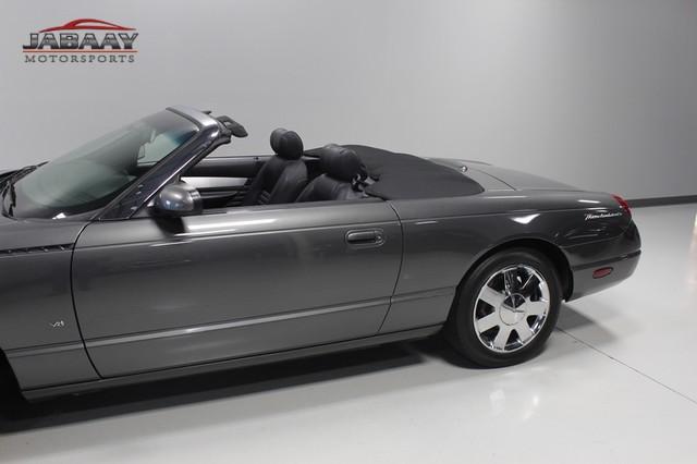 2003 Ford Thunderbird Premium Merrillville, Indiana 34