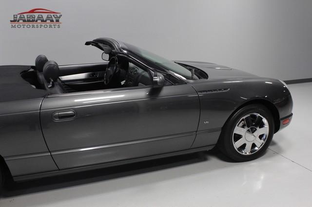 2003 Ford Thunderbird Premium Merrillville, Indiana 40