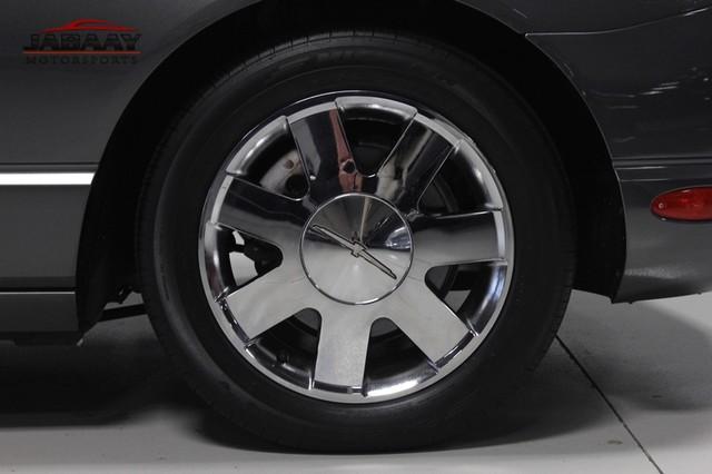 2003 Ford Thunderbird Premium Merrillville, Indiana 48