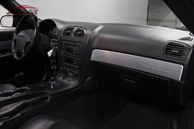 2003 Ford Thunderbird Premium Merrillville, Indiana 14