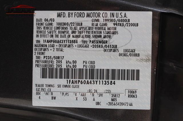 2003 Ford Thunderbird Premium Merrillville, Indiana 49
