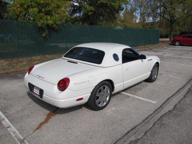 2003 Ford Thunderbird Premium St. Louis, Missouri 7