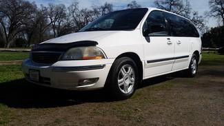 2003 Ford Windstar Wagon SE Chico, CA 2