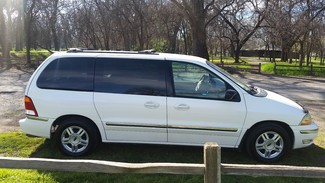 2003 Ford Windstar Wagon SE Chico, CA 8