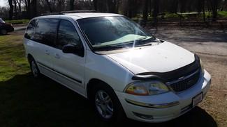 2003 Ford Windstar Wagon SE Chico, CA 9