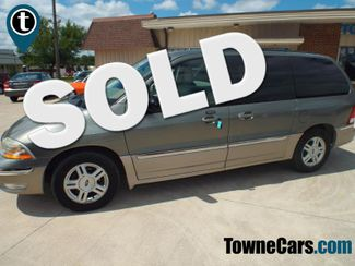 2003 Ford Windstar Wagon SEL | Medina, OH | Towne Auto Sales in ohio OH