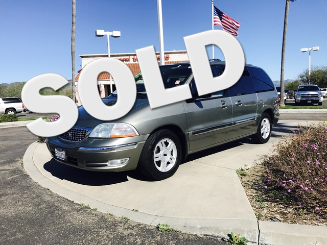 2003 Ford Windstar Wagon SE Youll enjoy the benefits of good gas mileage and a smooth ride with t