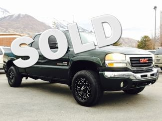 2003 GMC 2500HD SLT Crew Cab Short Bed 4WD LINDON, UT